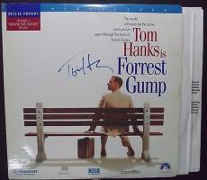 "Tom Hanks Movie Legend Signed Autographed ""forrest Gump"" Album Cover W/coa Rare"