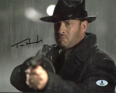 Tom Hanks Road To Perdition Signed 8X10 Photo Autographed BAS #B04957