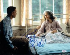 Tom Hanks & Sally Field Signed Forrest Gump Auto 11x14 Photo PSA/DNA #AA01333