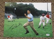 Tom Hanks Signed 11x14 Photo Autograph Philadelphia Oscar Winner Psa/dna V72651