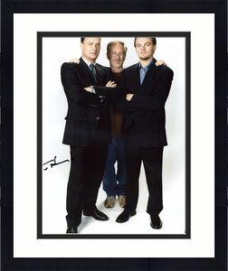 Tom Hanks Signed 11X14 Photo W/ Spielberg & Dicaprio PSA/DNA #X44186