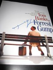 TOM HANKS SIGNED AUTOGRAPH 11x14 PHOTO FORREST GRUMP POSTER RARE COA AUTO E