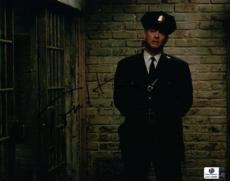 Tom Hanks Signed Autographed 8x10 Photo The Green Mile Outside Cell GA774885