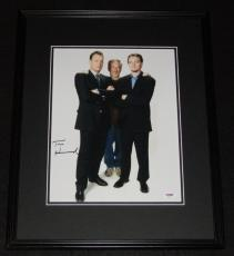 Tom Hanks Signed Framed 11x14 Photo PSA/DNA w/ Spielberg & Dicaprio