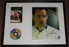 Tom Hanks Signed Framed 18x24 Photo & Apollo 13 DVD Display JSA
