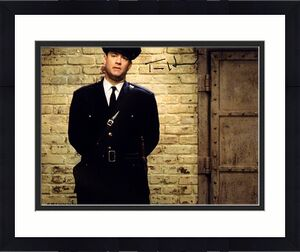 """Tom Hanks Signed """"The Green Mile"""" 11x14 Photo"""