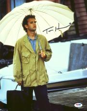 Tom Hanks Sleepless In Seattle Signed 11X14 Photo PSA/DNA #Z57136