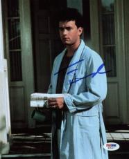 Tom Hanks The 'Burbs Signed 8X10 Photo Autographed PSA/DNA #W25047