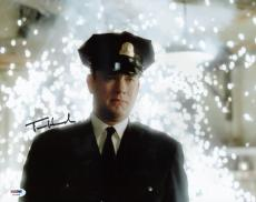 Tom Hanks The Green Mile Signed 11X14 Photo Autographed PSA/DNA X44369