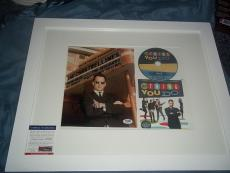 Tom Hanks The Wonders Signed Autographed 8x10 Photo Psa/dna That Thing You Do!