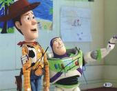 Tom Hanks & Tim Allen Signed Auto Toy Story 11x14 Photo Bas Beckett Coa 1
