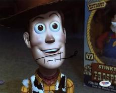 Tom Hanks Toy Story Signed 8x10 Photo Autographed Psa/dna #w25041