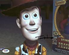 Tom Hanks Toy Story Signed 8X10 Photo Autographed PSA/DNA #X44164