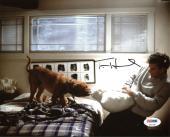 Tom Hanks Tuner & Hooch Signed 8X10 Photo Autographed PSA/DNA #Z91188