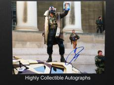 Tom Hardy Signed 11x14 Photo Autograph Psa Dna Coa The Dark Knight Rises Bane