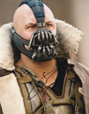 Tom Hardy Signed 8x10 Photo Authentic Autograph Mad Max Fury Road Batman Coa A