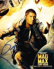 Tom Hardy Signed 8x10 Photo Authentic Autograph Mad Max Fury Road Batman Coa C