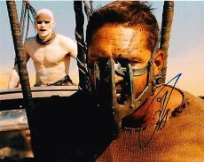 Tom Hardy Signed 8x10 Photo Authentic Autograph Mad Max Fury Road Batman Coa D