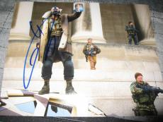 TOM HARDY SIGNED AUTOGRAPH 8x10 PHOTO DARK KNIGHT RISES BALE PROOF IN PERSON A
