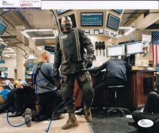 Tom Hardy signed Batman *The Dark Knight Rises* 8X10 BANE JSA Authentic M84231