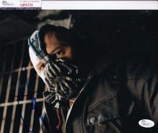 Tom Hardy signed Batman *The Dark Knight Rises* 8X10 BANE JSA Authentic M84234