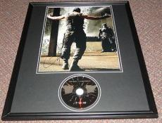 Tom Hardy Signed Framed 16x20 Dark Knight Rises DVD & Bane Photo Display