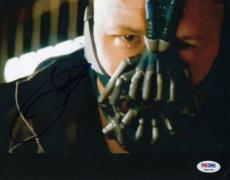 Tom Hardy signed *The Dark Knight Rises* 8X10 photo PSA/DNA Authenticated S82768