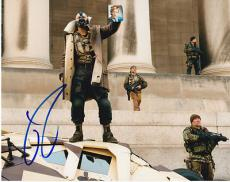 TOM HARDY signed *THE DARK KNIGHT RISES* BATMAN Bane 8X10 photo W/COA #1