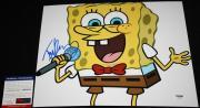 Tom Kenny signed 11 x 14, SpongeBob SquarePants, Nickelodeon, PSA/DNA AB62629