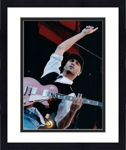 Tom Morello Audioslave Autographed Signed 8x10 Photo RACC TS AFTAL UACC RD COA
