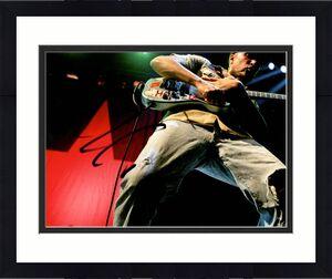 Tom Morello Autographed Signed 8x10 Rage Photo UACC RD AFTAL COA