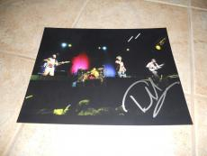 Tom Morello Rage Against The Machine Signed Autographed 11x14 Live Music Photo