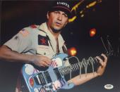 Tom Morello Signed 11x14 Photo PSA Cert# Z77121