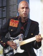 Tom Morello Signed Rage Against The Machine Audioslave 11x14 Photo PSA #Y67754