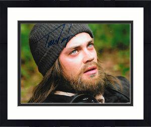 Tom Payne Autographed Photograph - The Walking Dead 8x10 Jesus Paul Rovia 2
