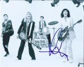 Tom Petersson Signed Autographed 8x10 Photo Cheap Trick Bassist A