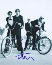 Tom Petersson Signed Autographed 8x10 Photo Cheap Trick Bassist B
