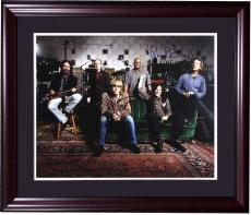 Tom Petty and the Heartbreakers signed 11x14 photo framed 3 auto rare CBM COA