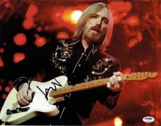 Tom Petty Autographed Signed 11x14 Photo Certified Authentic PSA/DNA