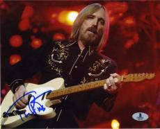 Tom Petty Autographed Signed 8x10 Photo Certified Authentic BAS COA
