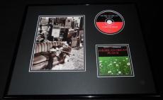 Tom Petty Framed 16x20 Heartbreakers American Dream Plan B CD & Photo Set
