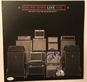 Tom Petty signed album kiss my amps vol. 2 Jsa coa autographed the Heartbreakers