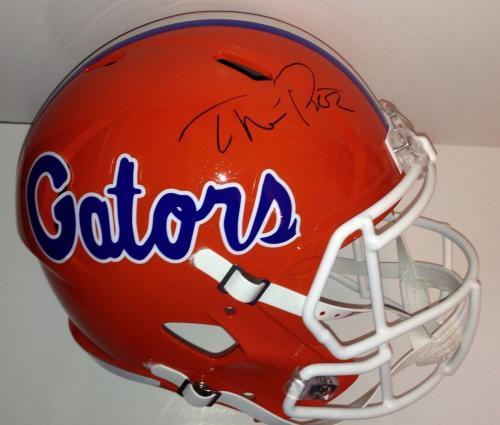Tom Petty signed Florida Gators football helmet psa dna coa the heartbreakers