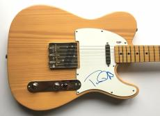 Tom Petty signed guitar Fender telecaster autographed psa dna coa with photo