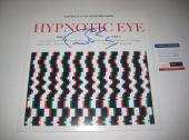 TOM PETTY Signed HYPNOTIC EYE Album w/ PSA COA