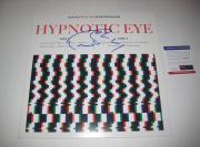 TOM PETTY Signed HYPNOTIC EYE Album w/ PSA COA