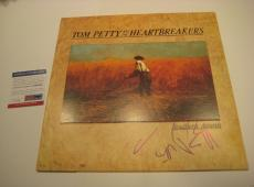 TOM PETTY Signed SOUTHERN ACCENTS Album w/ PSA COA