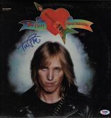 Tom Petty Signed Tom Petty And The Heartbreakers Debut Record Psa Coa Ad48262