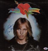 Tom Petty Signed Tom Petty And The Heartbreakers Debut Record Psa Coa Ad48281