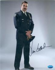 Tom Selleck autographed 8x10 photo (Blue Bloods New York Police Commissioner) Image #SC2
